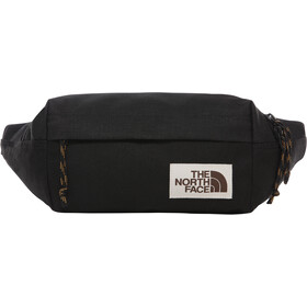The North Face Lumbar Pack tnf black heather